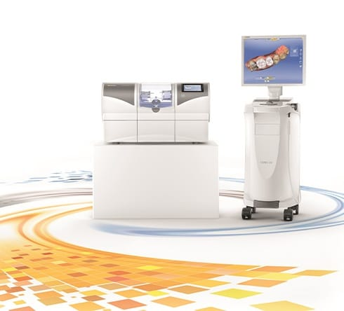 The complete CEREC system